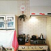 キッチン/ガスコンロ/リンナイ/ガス炊飯器のインテリア実例 - 2021-02-18 20:42:02