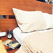 ベッド周り/ワンルーム/1R/ひとり暮らし/一人暮らし...などのインテリア実例 - 2020-09-27 06:46:02