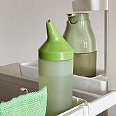 プリスベイス/PLYS base/泡ハンドソープ/洗剤ボトル/グリーン好き...などのインテリア実例 - 2021-09-16 18:11:31