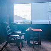 壁/天井/間仕切り/ニトリ/背もたれクッション/IKEA...などのインテリア実例 - 2018-09-18 08:14:36