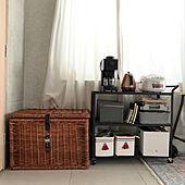 衣類収納/賃貸/コンクリートの壁/土間のある暮らし/IKEA...などのインテリア実例 - 2020-04-02 07:29:12