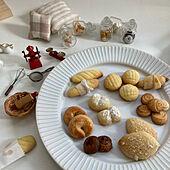 ミニチュアパンクッキー/おうちカフェ/おうちおやつ/お菓子作り/キッチンのインテリア実例 - 2021-05-06 23:41:46
