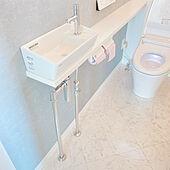 田舎/LIXIL/カリフォルニアスタイルに憧れて/寒冷地/バス/トイレのインテリア実例 - 2021-04-16 07:53:43