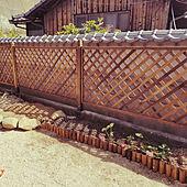 玄関/入り口/庭/ガーデニング/DIYのインテリア実例 - 2020-09-23 21:06:19