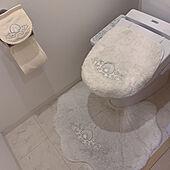 ホワイト/シェル/北欧/大理石調/バス/トイレのインテリア実例 - 2020-10-01 20:24:24