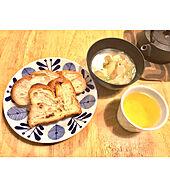 曾祖父・祖父の形見の急須/緑茶/フリーカップ/味噌汁/あさりとジャガイモの味噌汁...などのインテリア実例 - 2021-01-06 09:10:56