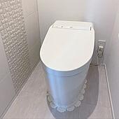 トイトレ準備/エコカラット/ホワイト/モダンリゾート/バス/トイレのインテリア実例 - 2021-05-14 11:48:25