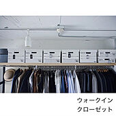 BANKERS BOX/リノベーション/中古マンション/棚のインテリア実例 - 2021-06-15 19:54:49