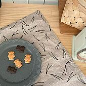 お皿/可愛い雑貨/無印良品/おやつ/食器...などのインテリア実例 - 2021-08-04 15:10:32