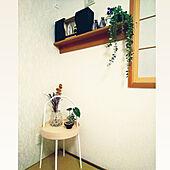 壁/天井/模様替え/和室/壁紙DIY/ウォールラック ディスプレイ...などのインテリア実例 - 2020-07-15 07:03:43