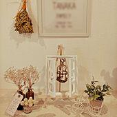玄関/入り口/#一条工務店/#壁紙/雑貨/ダイソー...などのインテリア実例 - 2021-05-15 15:17:30