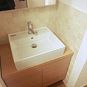 LIXIL/エコカラットの壁/注文住宅新築/バス/トイレ/LIXIL洗面台のインテリア実例 - 2021-01-23 21:10:42
