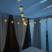 玄関/入り口/DIY/カフェ風/アウトドアリビング/照明...などのインテリア実例 - 2021-06-14 11:05:45