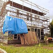部屋全体/狭小/一軒家/基礎/庭...などのインテリア実例 - 2021-07-30 12:27:33