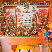 フィギュア/おもちゃ/コレクション/アメリカン/オタク部屋...などのインテリア実例 - 2021-09-17 15:34:15