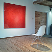 椅子/趣味部屋/アート/板張り/リビングのインテリア実例 - 2021-06-06 11:58:37