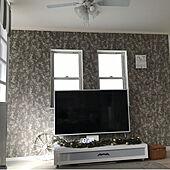 ステイホーム/おうち時間/ファブリック/壁紙ののり/壁紙貼り付け...などのインテリア実例 - 2020-11-30 10:18:36