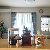 ニトリ/ムーミンマグ/ハロウィン/可愛い♡/北欧に憧れてます...などのインテリア実例 - 2021-09-29 07:21:15