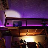 壁/天井/照明/カーテン/一人暮らし/汚部屋...などのインテリア実例 - 2021-01-15 20:44:18