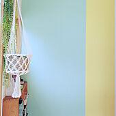 玄関/入り口/DIY/壁紙DIY/いつもいいねやコメありがとうございます♡/こどもと暮らす...などのインテリア実例 - 2021-06-01 08:55:28