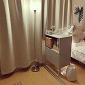 IKEA/一人暮らし/無印良品/照明/ナチュラル...などのインテリア実例 - 2021-03-03 01:18:06
