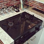 キッチン/DIY/ダイソー/100均/IKEA...などのインテリア実例 - 2021-02-28 19:52:05