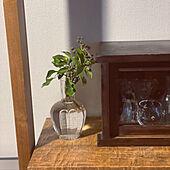 ガラス瓶/お花のある暮らし/古道具/キッチンのインテリア実例 - 2021-04-15 11:56:17