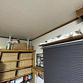 IKEA/無印良品/ダイニングキッチン/猫専用かご/キャットステップ...などのインテリア実例 - 2021-05-07 21:21:30