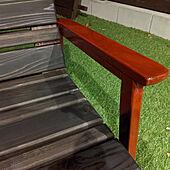 庭/アンティーク/DIY/カリモク60 Kチェアのインテリア実例 - 2021-04-22 06:13:54