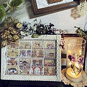 ビオラ/ヤマゴボウ/紫陽花/ニゲラ/ワイヤープランツ...などのインテリア実例 - 2021-08-01 09:32:28