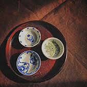 リネン/作家もの/茶系インテリア/感謝です♡/築30年...などのインテリア実例 - 2021-02-18 20:09:01
