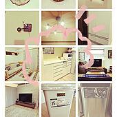 食器棚/パモウナ/キッチンのインテリア実例 - 2021-09-28 01:23:28