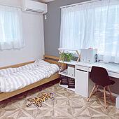 無印良品/男の子の部屋/壁紙屋本舗/大図まこと/IKEA...などのインテリア実例 - 2020-04-01 10:40:52