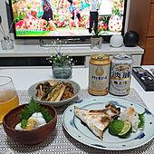 机/ひとり暮らし 1K/居酒屋メニュー♡のインテリア実例 - 2021-09-20 20:04:23