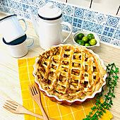 りんご/アップルパイ/キッチンのインテリア実例 - 2021-09-23 14:03:32