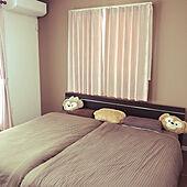 ベッド周りのインテリア実例 - 2021-09-24 09:30:11