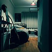 インダストリアル/1R/ベッド/一人暮らし/北欧...などのインテリア実例 - 2020-04-04 00:34:02