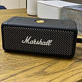 スピーカー/Marshall Bluetooth /Marshall EMBERTON/Marshall/journal standard Furniture...などのインテリア実例 - 2021-02-22 21:00:11