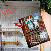 キッチン/一人暮らし/つるす収納/ダイソー/DIY...などのインテリア実例 - 2020-07-06 21:34:27