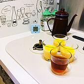 ひろまるコンロ/LIXILアレスタ/麦茶/クリームブリュレ/コストコのティラミス容器...などのインテリア実例 - 2021-05-19 11:49:19