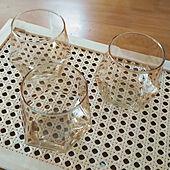 キッチン/ナチュラル素材/ナチュラルが好き/買ってよかった/ガラスコップ...などのインテリア実例 - 2021-07-27 13:29:16
