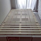 カラーボックス DIY/すのこ/ニトリ/DIY/一人暮らし...などのインテリア実例 - 2021-03-22 11:40:29