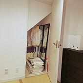 リビング/モニター応募投稿/小上がり畳スペース/NODAの建具/階段下収納のインテリア実例 - 2021-03-25 17:53:31