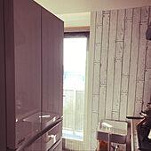 冷蔵庫/生活感/同居に向けて/マンション/キッチンのインテリア実例 - 2020-10-27 14:04:38