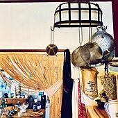 フレンチカントリー/プロヴァンス風/カントリーインテリア/男の台所/フレンチ雑貨...などのインテリア実例 - 2020-09-24 09:29:55