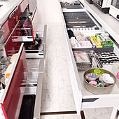Panasonicキッチン/キッチン収納/収納/キッチンのインテリア実例 - 2021-04-11 09:18:55
