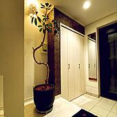 パラスストーンの照明/ガルーダ/バリの木彫り/吹き抜けのある家/緑が好き...などのインテリア実例 - 2021-03-01 21:46:13