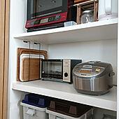 悩み解決★トレーやマット、オーブン天板の収納アイディア