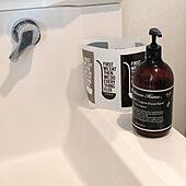 清潔感のある空間をキープ♪手軽で使い勝手のいい洗面所のゴミ入れアイデア