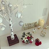 きらめく冬に迎えたい☆場所をとらないクリスマスツリー